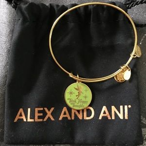Alex and Ani Disney collection: Tinker Bell✨